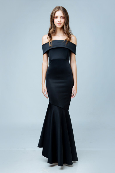 FIRST- PALOMA MAXI BLACK